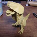 デジモン系折り紙作品